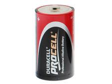 CASE 48 NEW DURACELL PROCELL SIZE D Alkaline Batteries EXP 2019