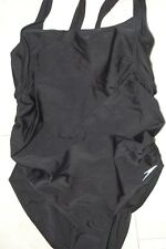 Speedo Grace Maternity Swimming Costume Black Xs 8 090460001 Ebay