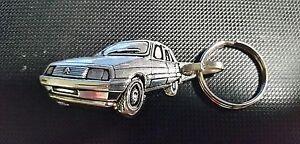Maße Fahrzeug 48x27mm Blut NäHren Und Geist Einstellen Automobilia Citroen Visa Schlüsselanhänger Keyring Silbern Relief