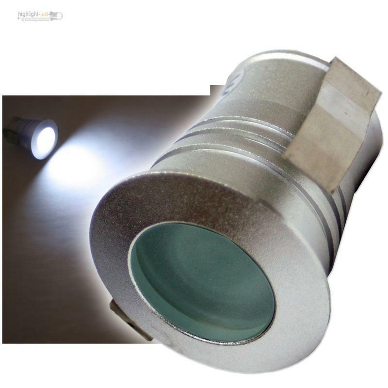 5x LED-Einbauleuchten 3W CREE LEDs Einbauspot STRAHLER