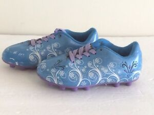 2d265868ed9d Image is loading VIZARI-Frost-Soccer-Youth-Girls-Sport-Cleat-Sneakers-