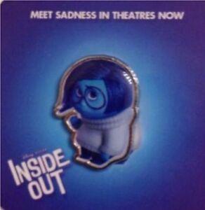 AMC STUBBS EXCLUSIVE DISNEY PIXAR INSIDE OUT PIN **JOY** NEW//HTF//LTD AVAIL!!
