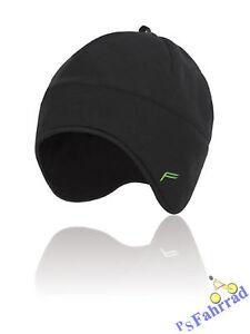 günstig kaufen gutes Geschäft beste Sammlung Details zu F-Lite Winter Cap Fahrrad Mütze Wintermütze schwarz unisex Gr.  L/XL