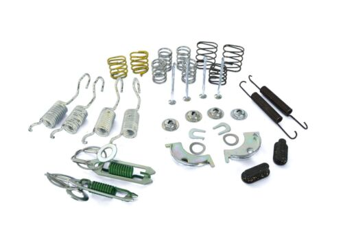 """Jeep Small Brake Drum Parts Replacement Kit for Jeep with 10/"""" Drums YJ XJ CJ"""