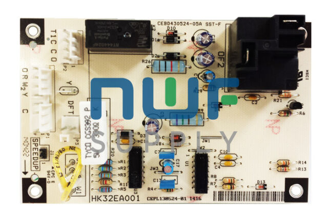 Diagram  Goodman Heat Pump Defrost Control Board Wiring