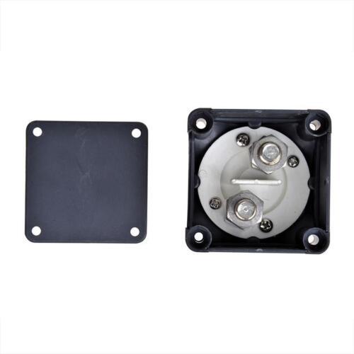Trennschalter für Batterie 12-48V 275//1250A ON//OFF Batteriehauptschalter