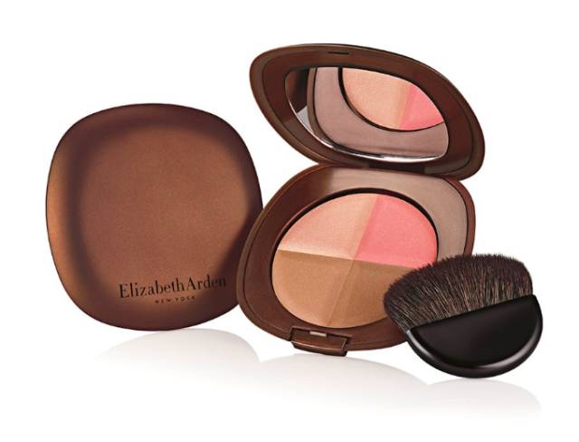 Elizabeth Arden FourEver Bronze Powder - Medium 01 - NEW