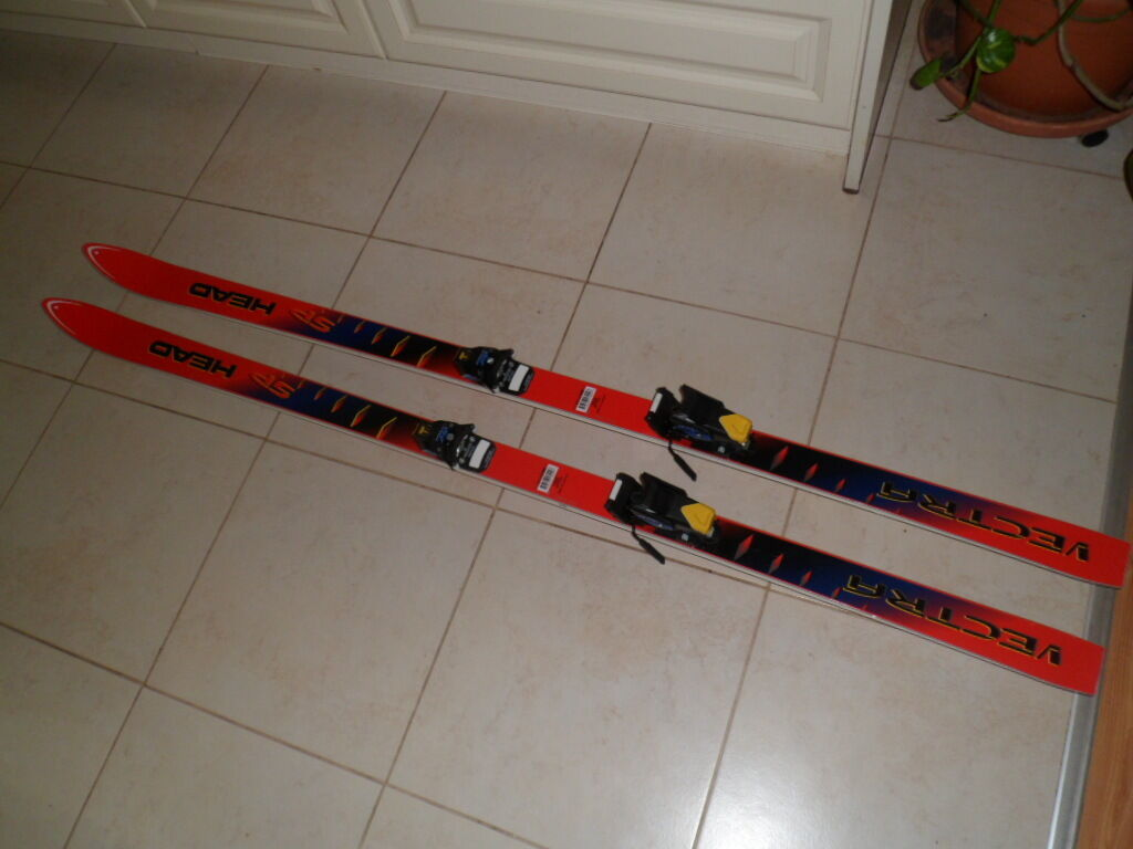 Schöne Ski HEAD SP Vectra mit Bindung,wenig benutzt, länge 1,95m