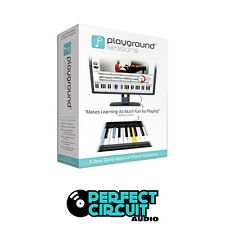 Playground Sessions for Mac Piano Lessons SOFTWARE - DIGITAL - PERFECT CIRCUIT