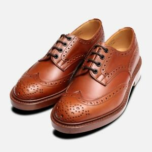 Trickers-Bourton-Granate-Zapatos-Oxford