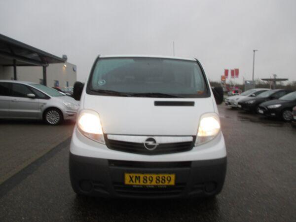 Opel Vivaro 2,0 CDTi 114 Van L2H1 - billede 4