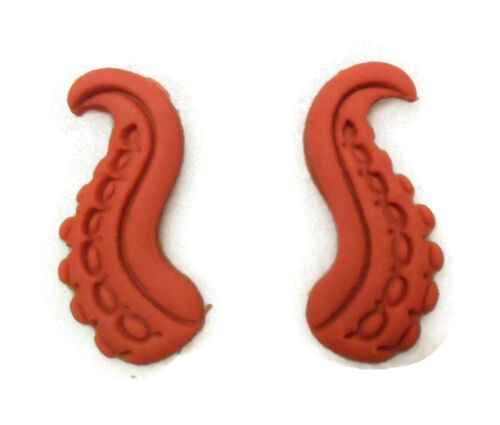 Tentacle cookie cutter fondant cutter set