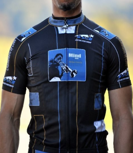 New Mens Cycling Jersey- Chameleon Of Cool Design