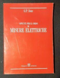 CORSO-MISURE-ELETTRICHE-DORE-Universita-Ingegneria-Progetto-Leonardo