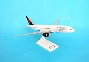 SKR374 Skymarks Delta Airlines B777-200LR Model Airplane