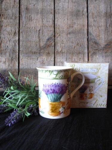 Leonardo Collection Fine Bone China Lavendel Tasse