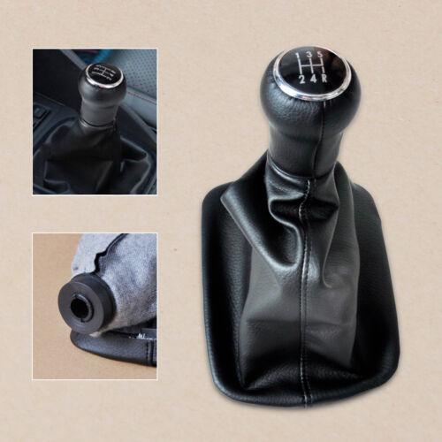 Soufflets Pommeau Leviers de vitesse 5 pour AUDI A6 C5 A4 B5 A8 D2 1997-2001