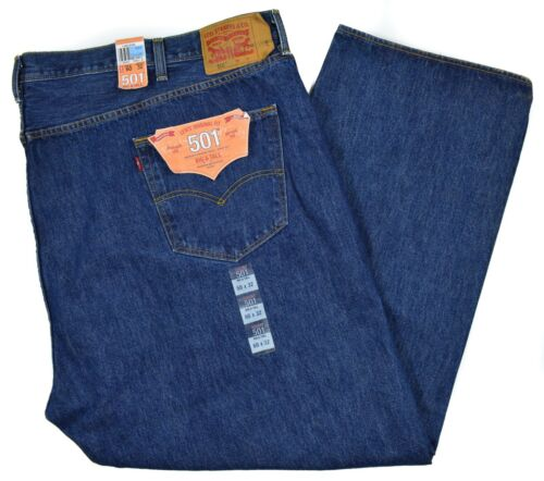 Jean Originale 501 Droit Homme 39307108218 Levi's 60x32 Pantalon 7068 Nouvel Coupe Taille Coupe w6vvPYqA