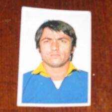 CALCIATORI EDIS 1976-77 NUMERO 317 LIVIO LUPPI NUOVA CON VELINA
