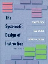 The Systematic Design of Instruction (5th Edition)-ExLibrary