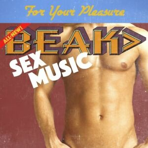 Beak-gt-sesso-Music-7-034-SINGLE-VINILE-LP-NUOVO-Single