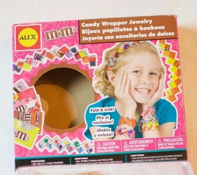 ALEX Toys Craft Link Bracelets