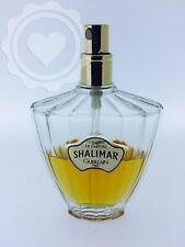 GUERLAIN SHALIMAR EDP 75ML OLD VERSION VERY RARE 50% capacity / full