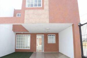 Hermosa Casa en Venta en Toluca, a 10min del Centro de Metepec