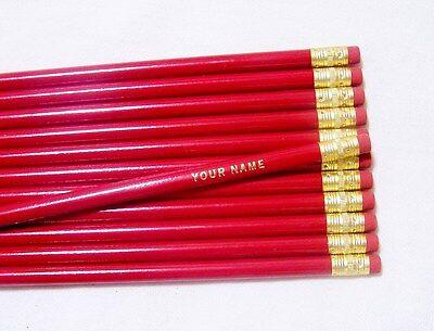 Integra Red Grading Pencils Inkred Lead Barrel12 // Dozen #2 Pencil Grade
