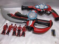 Power Rangers Super Megaforce super mega blaster saber renger key set Gokaiger