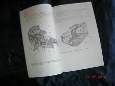 LITTLE HONDA P50 MOPED WORKSHOP MANUAL :1966-72  REG
