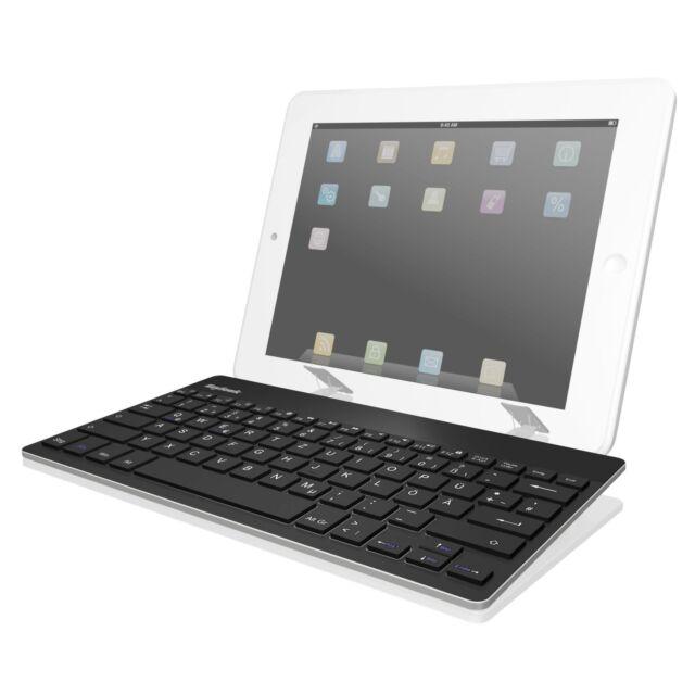 KeySonic KSK-3022 BT Mini Bluetooth (3.0) Tastatur (DE) Layout  QWERTZ