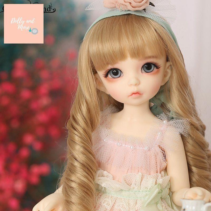 BJD Dolls Littlefee Ante 1 6 Yosd recast full set muñeca ropa peluca kawaii lat
