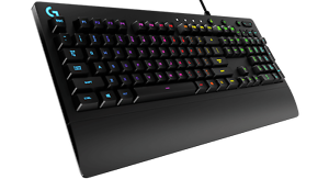 NEW Logitech G213 Prodigy RGB LIGHTING Gaming Keyboard USB Wired SPILL-RESISTANT