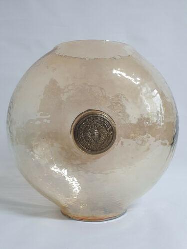 Vase  Blumenvase  Medusa  Glas  Colmore  Neu  29x20x32cm