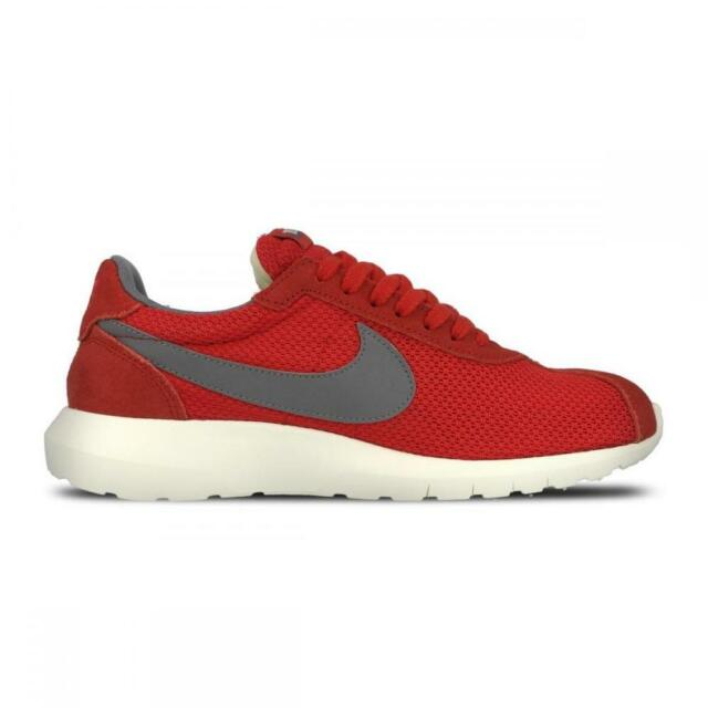 6b7581fc2287 Men s Nike Roshe LD 1000 QS Casual Shoes 802022-600 Red Grey Size ...