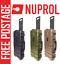 NUPROL-MEDIUM-SMG-Hard-Case-Airsoft-Rifle-Storage-PNP-WAVE-Foam-ABS-PLASTIC-BB thumbnail 1