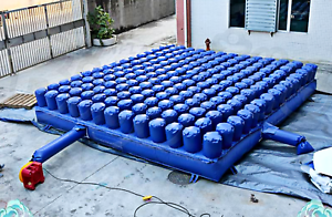Image Is Loading 35x35x8 Commercial Inflatable Stunt Airbag Fall Air Bag