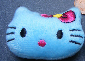 1:12 Scale Hand Made White Kitty Cat Face Cushion Tumdee Dolls House Accessory