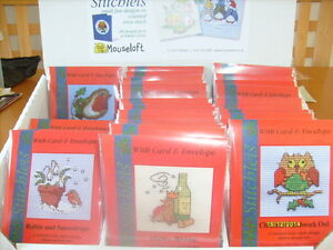 Mouseloft-Christmas-Stitchlet-With-Card-amp-Envelope