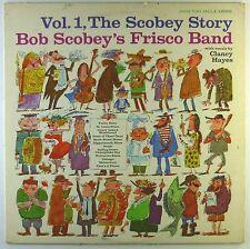 "12"" LP - Bob Scobey's Frisco Band - Vol. 1, The Scobey Story - L5118h"