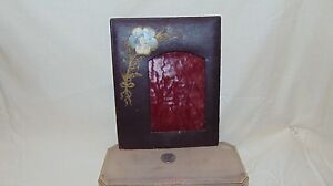 """VINTAGE 7"""" X 8 3/4"""" PICTURE FRAME MADE IN GERMANY"""