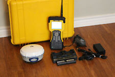 Trimble R6 450-470MHz Rover GNSS Glonass GPS RTK VRS Setup TSC2 Access 2.4GHZ