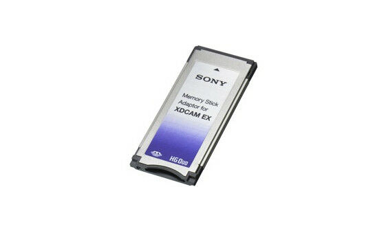 Factory Refurbished Sony MEAD-MS01 Memory Stick Media Adapter for XDCAM EX