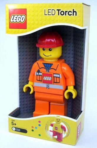 LEGO Torcia Led 20cm lavoratori edili Emmet 2 LED/'s è seduto e uc21176