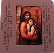 SAMSON AND DELILAH CAST Elizabeth Hurley Dennis Hopper Eric Thal 1995 SLIDE 2