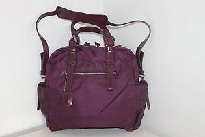 Burgundy Ladies Bag Plum Biasia P p Francesco Handbag gratuito 180 Nuovo £ 51Xqtwx