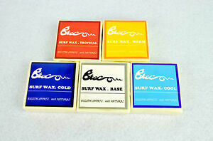 Surfboard-Skimboard-Surf-Wax-Base-Cold-Cool-Warm-Tropical-Wax