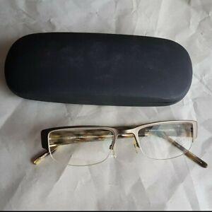 BCBGMAXAZRIA-Ciro-eyeglasses-half-rimless-prescription-glasses-51-18-140