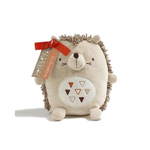 0246 Natures Purest Woodland Friends Henry Hedgehog Toy